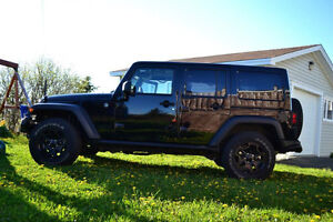 2013 Jeep Wrangler Moab special edition Other