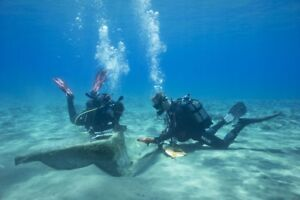 2 for 1 Scuba Diving Lessons