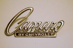 Camaro Parts  1st and 2nd Gen