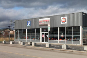 Commercial Building, Lease or Purchase Prince George British Columbia image 1