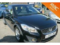 2010 59 VOLVO C30 1.6 S 3D ONE OWNER, FULL SERVICE HISTORY