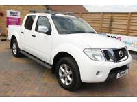 2015 NISSAN NAVARA DCI 190 TEKNA CONNECT 4X4 DOUBLE CAB PICK UP DIESEL