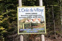Nouveau projet domiciliaire à Saint-Hippolyte