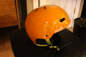 RED Youth Large Helmet