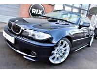 2006 56 BMW 3 SERIES 2.2 320CI M SPORT EDITION 2D AUTO 168 BHP