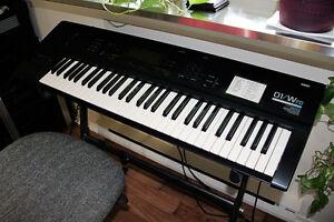 Korg 01W/fd - 61 Note Stage Keyboard