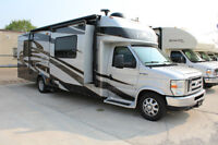 2008 FOREST RIVER LEXINGTON GTS 295 DS MOTORHOME