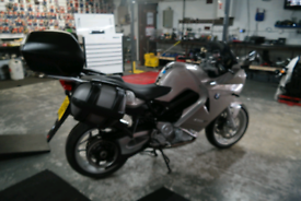 2009 BMW F800ST 21k miles FULL LUGGAGE