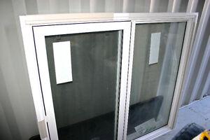 4-New WINDOWS PVC by PlyGem (Envoy Series) c/w PVC Brick mould