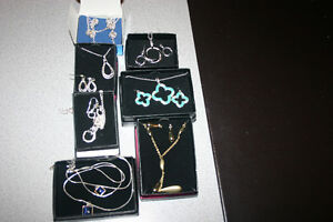 Watches, Earring & Necklace sets, Rings & Brass Bangle