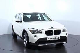 2012 BMW X1 SDRIVE20D EFFICIENTDYNAMICS ESTATE DIESEL