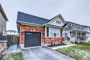 Fully Updated Detached 3 bed/3bath Home