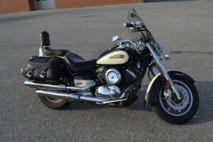 2008 Yamaha V Star 1100 Motorcycle