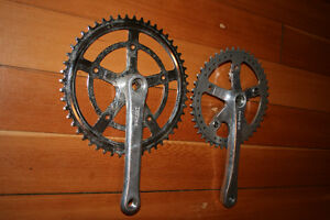 Assorted Used Bike Parts