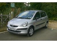 HONDA JAZZ 1.4 S done 64995 Miles with SERVICE HISTORY and NEW MOT