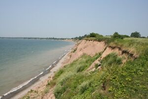Rare Lake Erie Waterfront. 67 acres, 1650 ft of shoreline