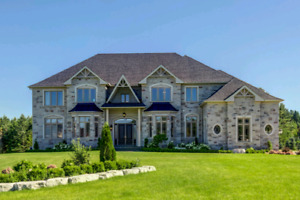 LUXURY HOME FOR SALE IN CALEDON (6700SQFT+BSMT)