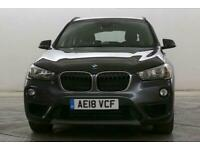 2018 BMW X1 2.0 sDrive18d SE Auto SUV Diesel Automatic