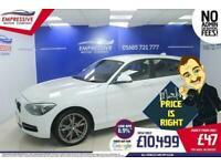 2015 15 BMW 1 SERIES 2.0 116D SPORT 5D 114 BHP DIESEL