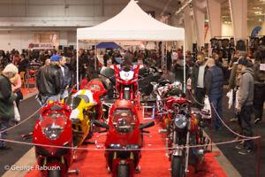 Ducati OHLiNS Streetfighter Front Forks Suspension custom Caffe