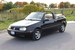 1999 VW Golf. cabriolet Mint!