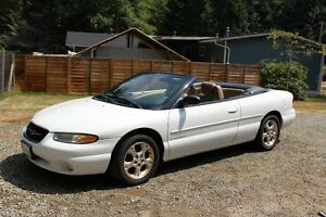 1999 Chrysler Sebring JXi Coupe (2 door)