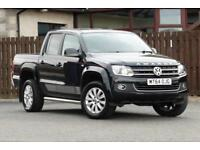 2014 VOLKSWAGEN AMAROK DC 2.0 BITDI HIGHLINE 4MOTION 4DR PICK UP DIESEL