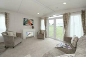 Stunning caravan close to Kirkby Lonsdale, decking included in the price.