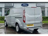 2020 Ford Transit Custom 2.0 280 EcoBlue Limited Auto L1 H1 EU6 (s/s) 5dr Panel