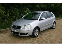 VW Polo 1.2S done 80786 Miles with Good SERVICE HISTORY and NEW MOT