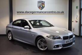 2014 64 BMW 5 SERIES 3.0 530D M SPORT 4DR AUTO 255 BHP DIESEL