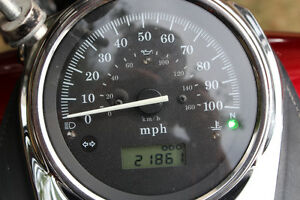 2007 750cc Honda Shadow Peterborough Peterborough Area image 5