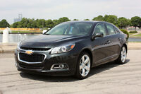 2015 Chevrolet Malibu LTZ Turbo Sedan