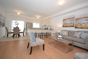 ⭐️NEW TOWNHOUSE IN CENTRAL WHITBY W/ 9' CEILINGS ON MAIN FLOOR⭐️