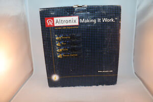 Altronix 12vdc and 24vdc power supply / battery charger BNIB