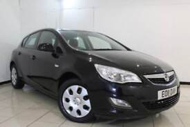 2011 11 VAUXHALL ASTRA 1.6 EXCLUSIV 5DR 113 BHP