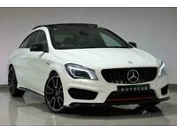 2015 Mercedes-Benz CLA CLASS 2.1 CLA220 CDI AMG Sport 7G-DCT (s/s) 4dr Coupe Die