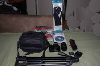 DSLR T3 by Canon 18-55mm is ii lens kit Mint condition!