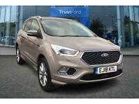 2018 Ford Kuga Vignale 2.0 TDCi 180 [Pan roof] 5dr Auto *** FULL LEATHER INTE