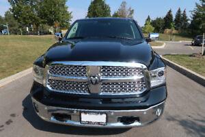2015 Ram 1500 Laramie Ecodiesel Airsuspension Nav Leer Cap