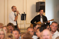 Wedding Ceremony Music - Acoustic guitar and male vocal