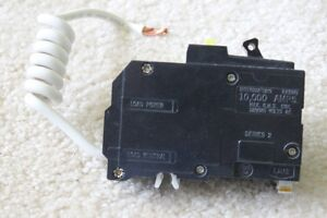 """""""Square D"""" 50 Amp GFCI Breaker for Hot Tubs ($348 at Home Depot)"""