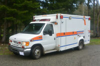 Mobile Treatment Center/ETV/Industrial Ambulance  HIRE