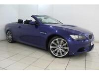 2008 08 BMW M3 4.0 M3 2DR AUTOMATIC 414 BHP