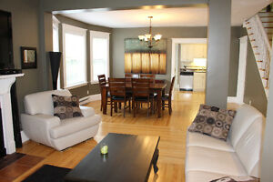Fully Furnished - Amazing Apt - 2 Bdr - Downtown Moncton