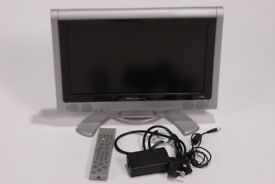 WHARFEDALE LCD1710AF TELEVISION with FREEVIEW