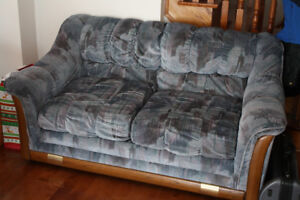 Excellent condition sofa and loveseat for sale