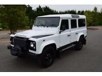 2014 64 LAND ROVER DEFENDER 2.2 TD XS STATION WAGON 1D 122 BHP DIESEL
