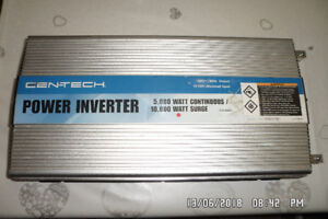 Power Inverter - Ondulateur