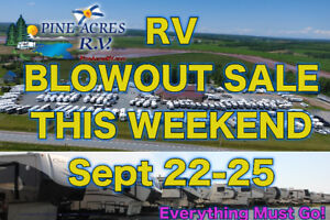 Pine Acres RV - Blowout RV Sale save up to 30% off MSRP